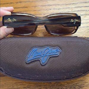 Maui Jim Sun Glasses with Case